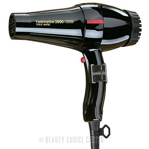TwinTurbo 2800 Cold Matic Hair Dryer 314A - BLACK