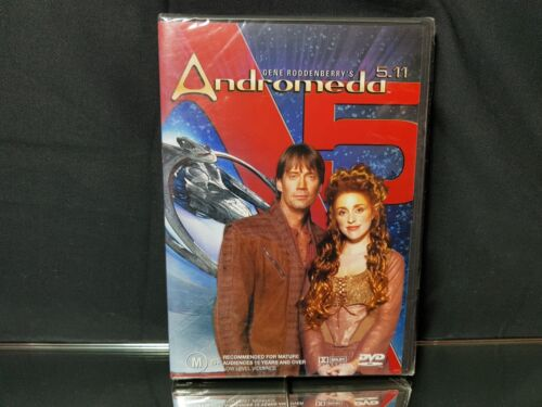 Andromeda 5.11 DVD Video NEW/Sealed