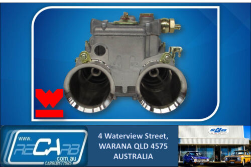 FAJS 40 DCOE 151 Reproduction Carburettor Weber Type Carby Upgrade