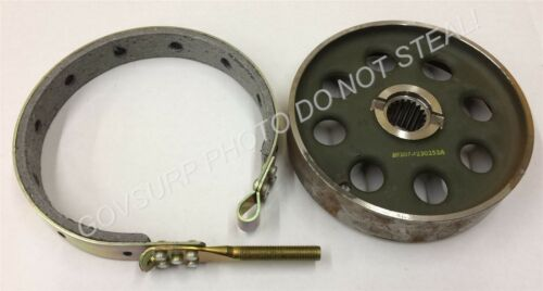 EMERGENCY BRAKE DRUM AND BAND KIT M151 M151A1 M151A2 MUTT 8754237 & 12302524Other Military Surplus - 588