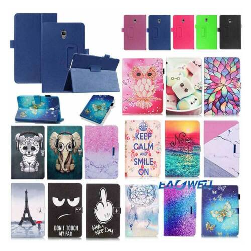 AU For Samsung Galaxy Tab A 8.0 SM-T380 T385 2017 Smart Leather Case Cover