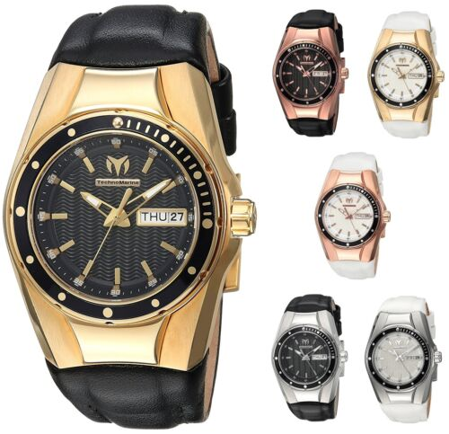 Technomarine Women's Cruise Select 36mm Watch - Choice of Color