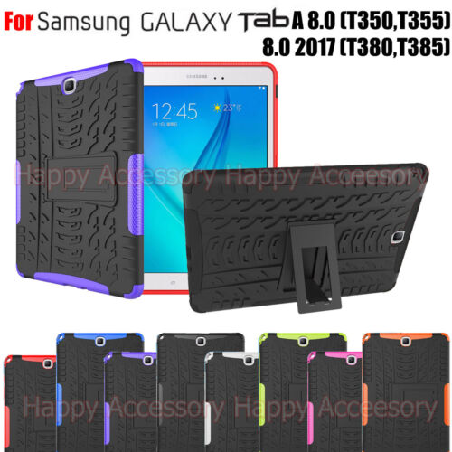 Shockproof Heavy Duty Case Cover for Samsung Galaxy Tab A 8.0 2017 T350,T380