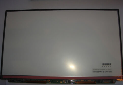 """Faceplate 11.1 """" Sony LTD111EWAX Vgn-Tz Screen LED Screen Panel New in France"""