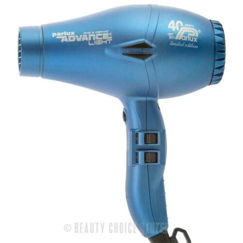 Parlux Advance Light Ionic and Ceramic Hair Dryer Limited Edition MATTE BLUE