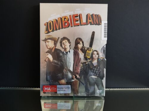 Zombieland Metal Sleeve DVD Video NEW/Sealed