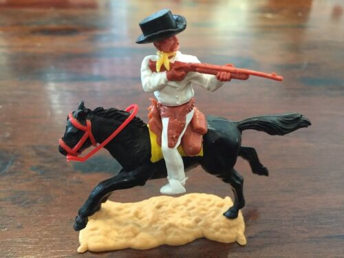 Timpo Mounted Cowboy - Head Conversion - Wild West
