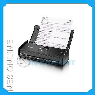 Brother ADS-1100W Portable Wireless Document Scanner+Duplexer+iPrint (RRP $449)