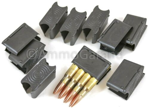 (10-PACK) M1 8rd Garand EnBloc Clips for Garand NEW USGI Standard Made in USA