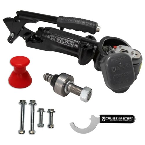 Cruisemaster DO35-V3PLUS3.5T Coupling Hitch with Bolt Kit