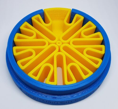 Large Ethernet/Coax Cable Comb Tool, perfect looms of Cat5/Cat5e/Cat6/Cat7 RJ45