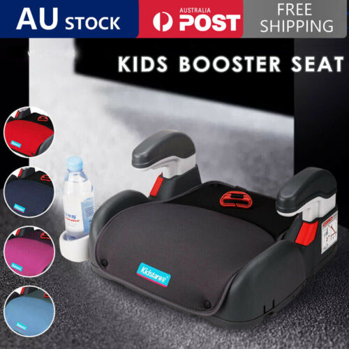 Car Booster Seat Safety Sturdy Chair Cushion Pad For Toddler Children Child Kids <br/> 3 Years Guarateen~~! AU STOCK & FAST SHIPPING