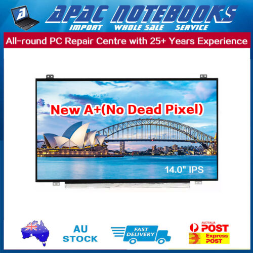"""14.0"""" IPS FHD(1920x1080) LED Screen Non-touch For Lenovo ThinkPad T440p 20AW"""