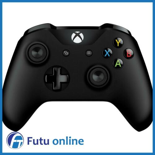 Microsoft Xbox One S Wireless Bluetooth Game Controller Gamepad for PC+USB Cable <br/> 20% off* with code PAPA20. 5 txn pp. T&Cs apply.