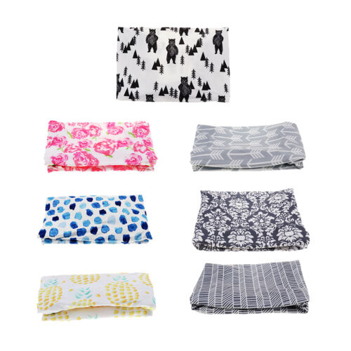 Baby Changing Table Pad Waterproof Mattress Bed Sheet Infant Change Mat Cover