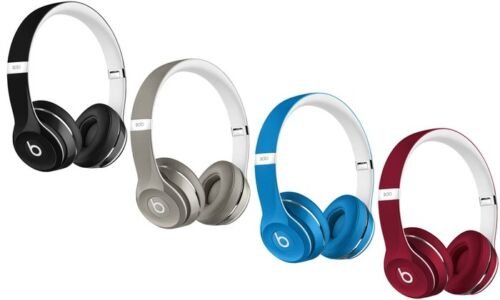 Beats Solo2 On-Ear Wired Headphones Luxe Edition - All Colors