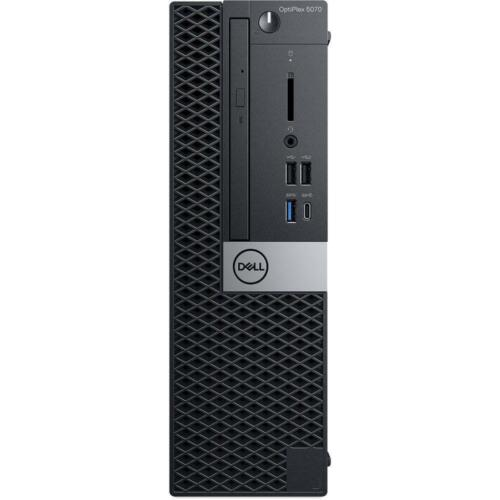 Dell OptiPlex 5070 SFF i5-9500 8GB RAM 256GB SSD W10P Desktop PC DVDRW
