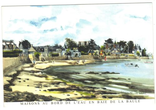 44 - Maisons Al Bordo Del L'acqua In Array Di La Baule Guillaume Il Lee (g435)