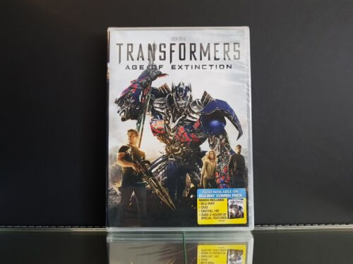 Transformers Age of Extinction - DVD Video NEW/Sealed