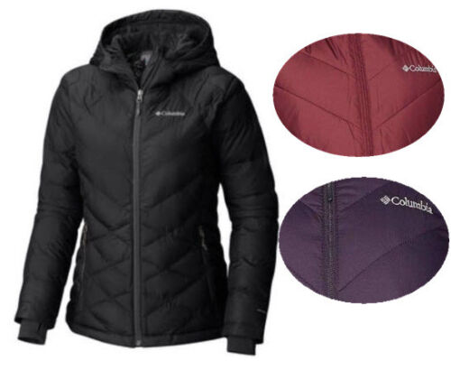 NEW Columbia Women HEAVENLY Hooded Jacket, XS-S-M-L-XL