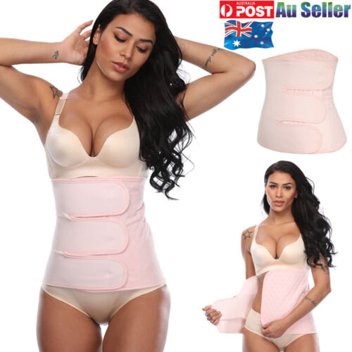Women Postpartum Belly Wrap Support Recovery Birth Belts Shaper C Section Girdle