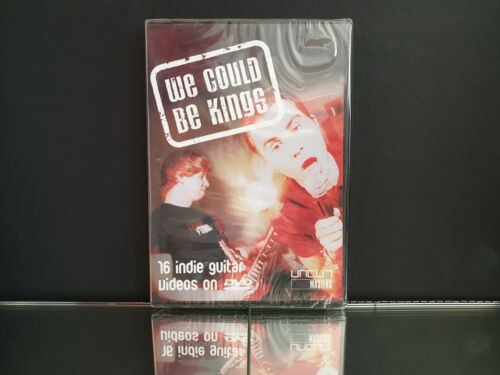 We Could Be Kings DVD Video NEW/Sealed