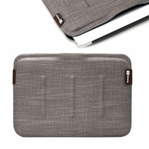 "Booq Laptop Sleeve Case Cover Carry Bag for 11"" Inch Notebook MacBook Air Sand"