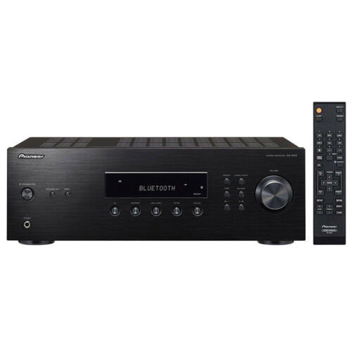 Pioneer SX-10AE Black Bluetooth Power Music Stereo Receiver Home Audio Amplifier