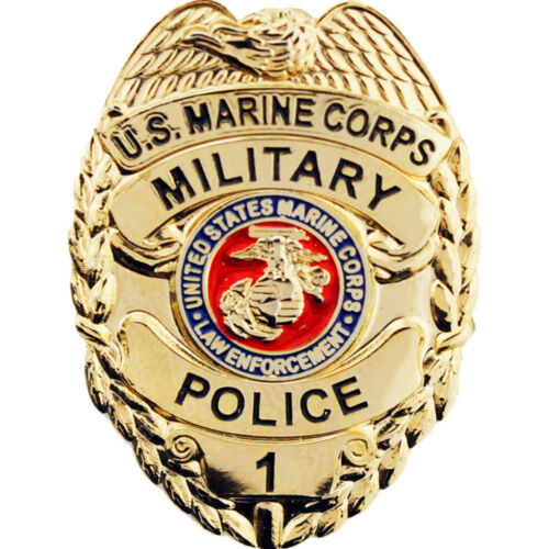 """U.S.Marine Corps Military Police Hat Pin 1""""Reproductions - 156470"""