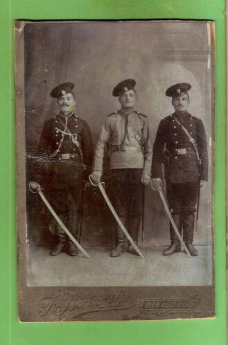 #D422.  RUSSIAN   IMPERIAL  PERIOD  CABINET CARD