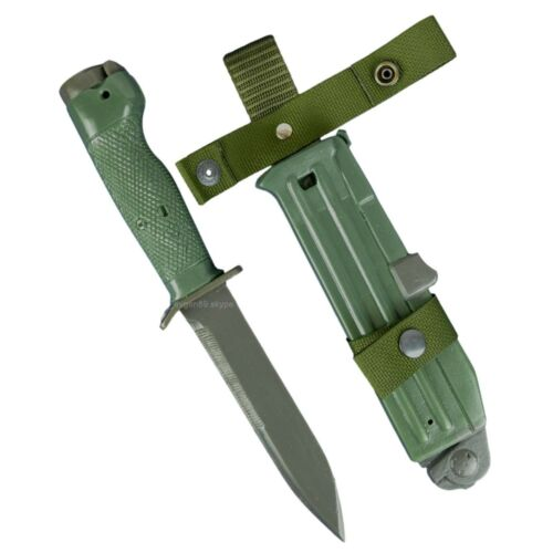 Airsoft Special Scout Knife NRS-2 w Sheath Russian ArmyTraining ReplicaReproductions - 156470