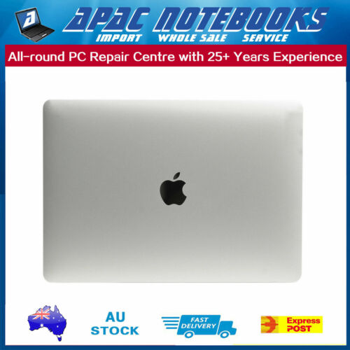 """Macbook Pro 15"""" A1707 2016 2017 LCD Screen Silver Assembly+Installation"""