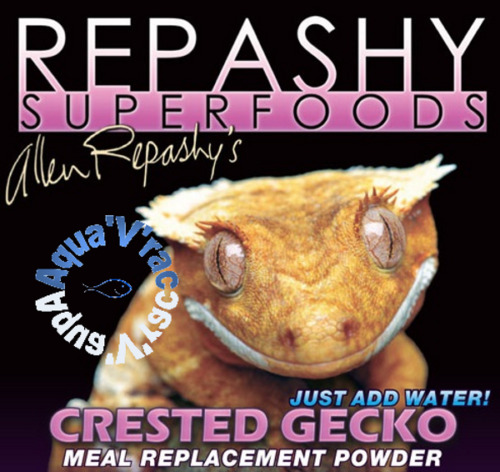 Repashy superfoods Crested gecko 85g - 340g MRP Aliment en poudre complet