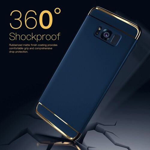 Fr Samsung Galaxy S7 S8 S9 S10 Plus Shockproof Hard Rugged Protective Case Cover