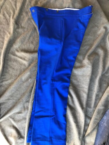 US Army M1885 Blue Wool Cavalry Trousers size 46