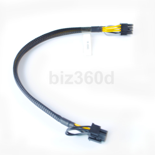 New 8pin to 8pin Power Adapter Cable for IBM X3650 M4 M5 to GPU video card 35cm