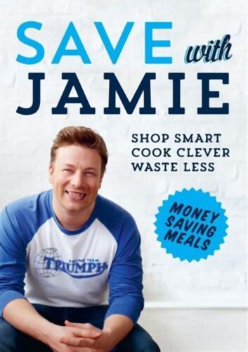 Save With Jamie Episodes 1 - 6 from Season 1 DVD 2 Disc Set