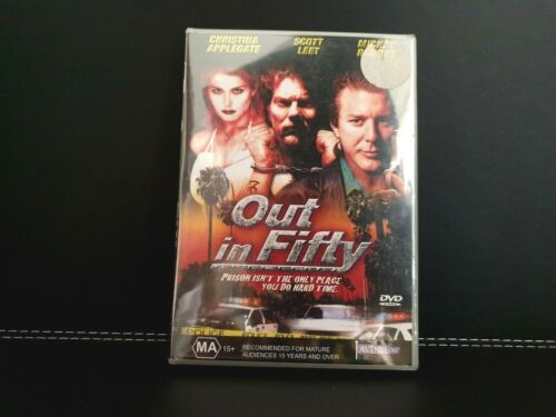 Out in Fifty DVD Video NEW/Sealed