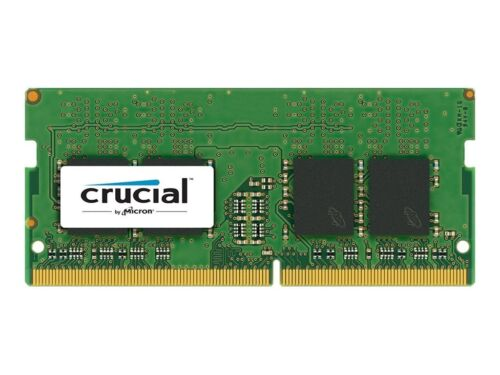 Crucial 8GB DDR4 2666 MHz PC4-21300 SODIMM 260-Pin Laptop Memory CT8G4SFS8266