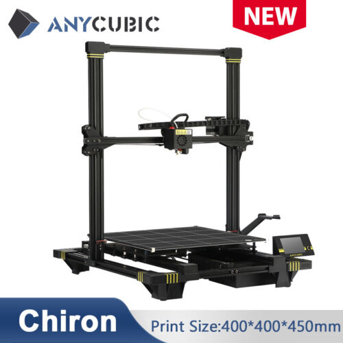 ANYCUBIC Chiron Semi-auto Level 3D Printer with Ultrabase Heatbed 400x400x450mm