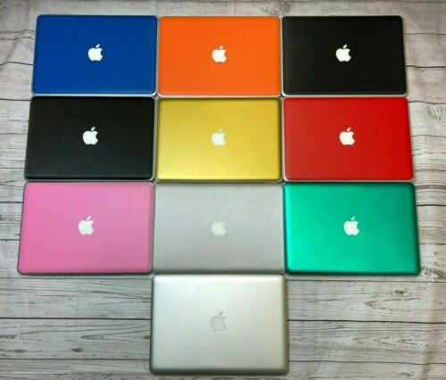 """Apple Macbook 13"""" Laptop / UPGRADED 8GB RAM 1TB HD / MAC OS 2017 / WARRANTY <br/> 11 colors to choose + 24/7 Support + 6 Months Warranty"""