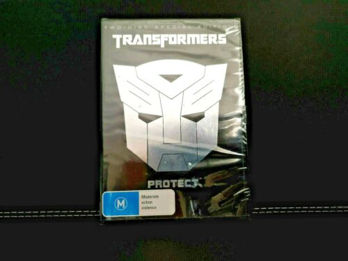 Transformers Protect - Two Disc Special Edition DVD Video *NEW/Sealed