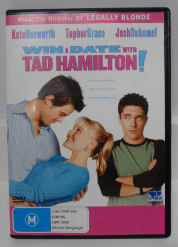 Win a Date with Tad Hamilton   [Movie DVD - Rated M]