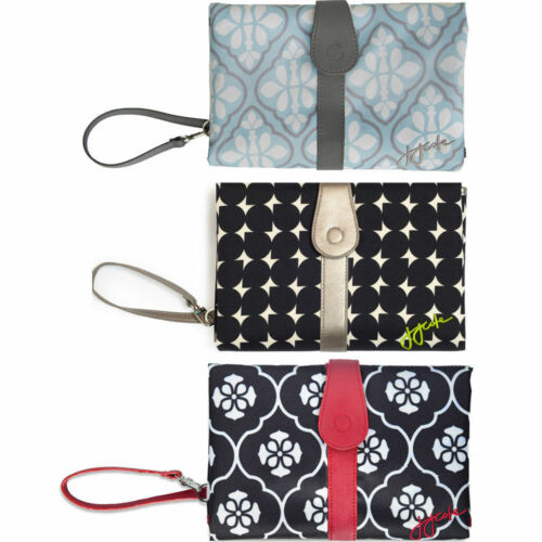 Baby Nappy Diaper Clutch Wallet Style Foldable Handbag Changing Change Mat Pad