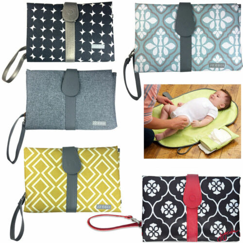 Baby Toddler Nappy Diaper Clutch Wallet Style Foldable Handbag Changing Mat Pad