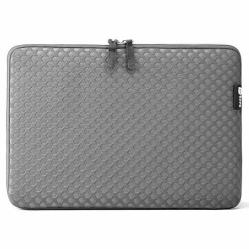 "Booq TSP13T-GRY Grey Taipan Spacesuit Laptop Case Sleeve 13"" for Macbook Pro"