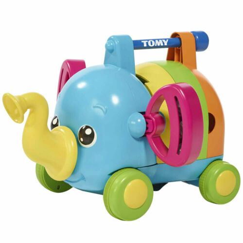 Tomy Jumbo Jamboree 12m+ Musical Educational Fun Kids/Child Elephant/Animal Toys