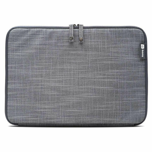 "Booq Mamba 13T Sleeve Notebook Cover Laptop Bag/Case for Apple MacBook 13"" Grey"