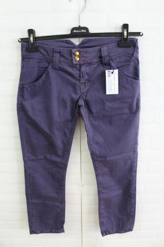 Jeans CYCLE Donna Pantalone Made in Italy Pants Woman Taglia Size 26 / 40