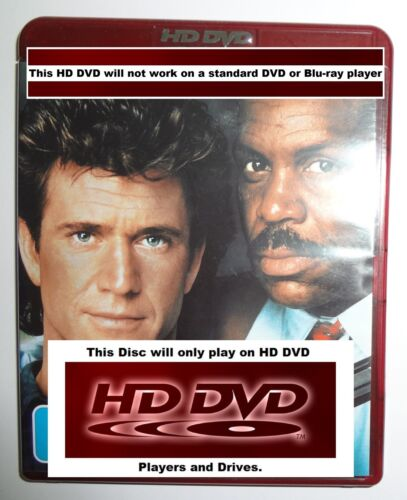 Lethal Weapon 2      [Movie - HD DVD]